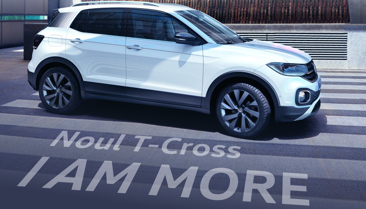 Noul T-Cross