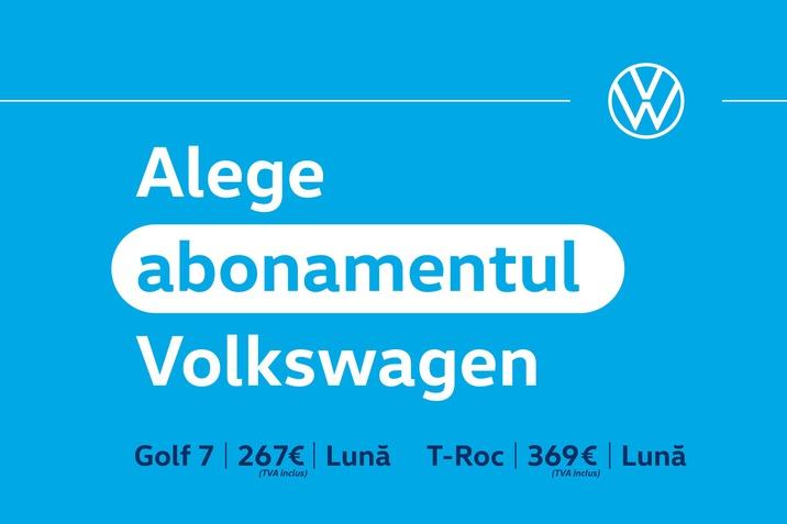 Abonament VW 1
