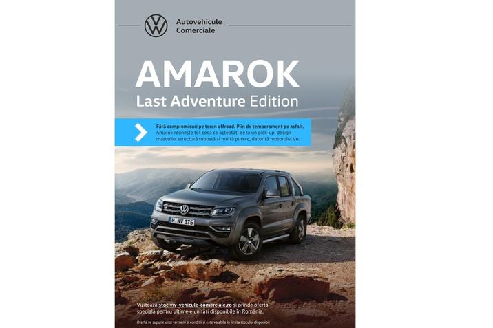 Amarok Last Adventure Edition
