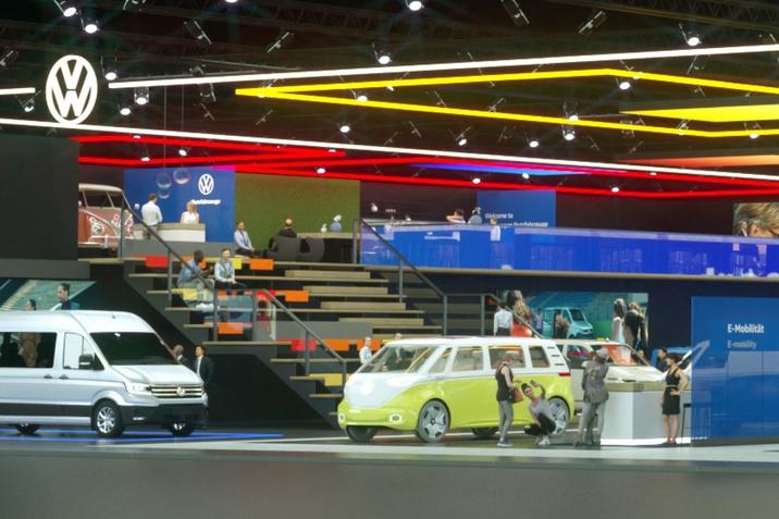 Bine ați venit la expoziția virtuală de automobile de la Volkswagen Vehicule Comerciale