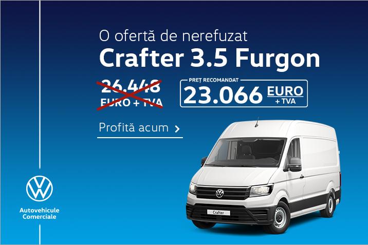 Oferta Crafter Furgon