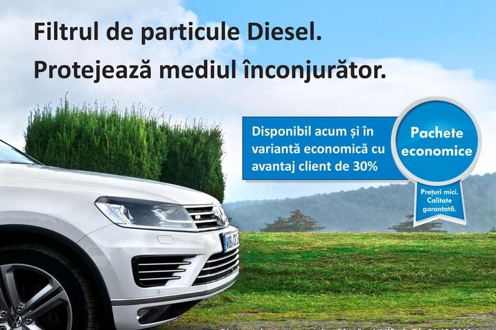 Filtre de particule Diesel