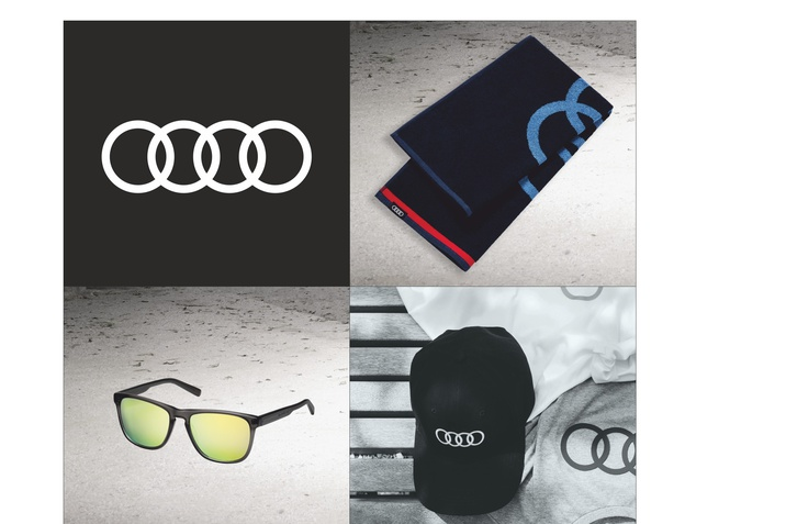 Pacheta accesorii vacanta Audi