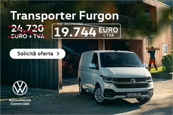 Transporter furgon oferta