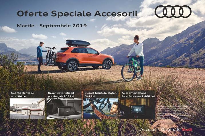 Oferte Speciale Accesorii Audi