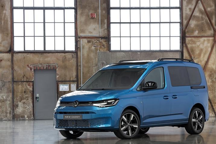 Premieră mondială – Volkswagen Autovehicule Comerciale sărbătorește debutul celui mai digital Caddy al tuturor timpurilor
