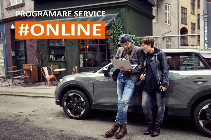 Programare service online. Rapid si comod octombrie 2020