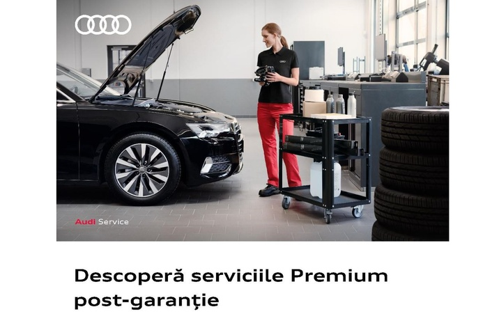 Audi post garantie